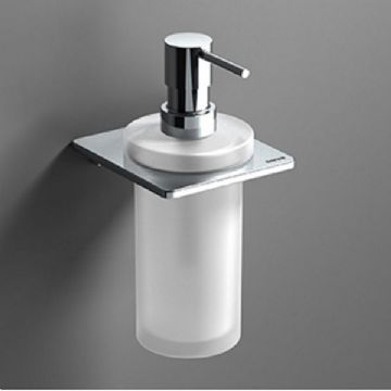 Sonia S-Cube Soap Dispenser Chrome 166848